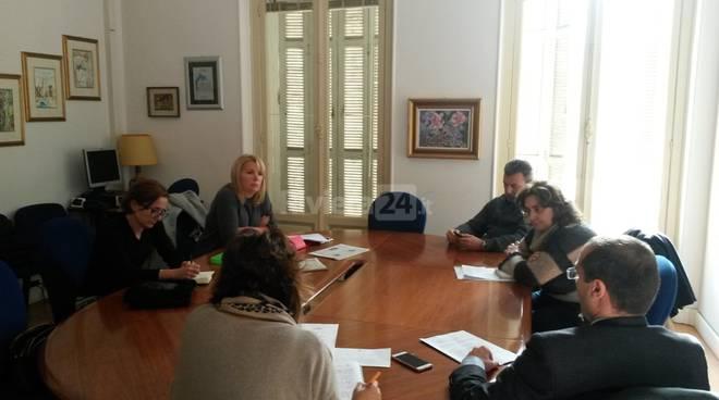 riunione prima commissione