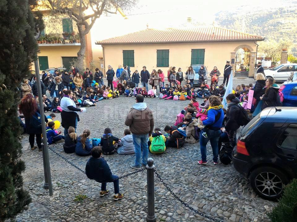 Taggia, circa 300 giovani alla Festa Diocesana della Pace