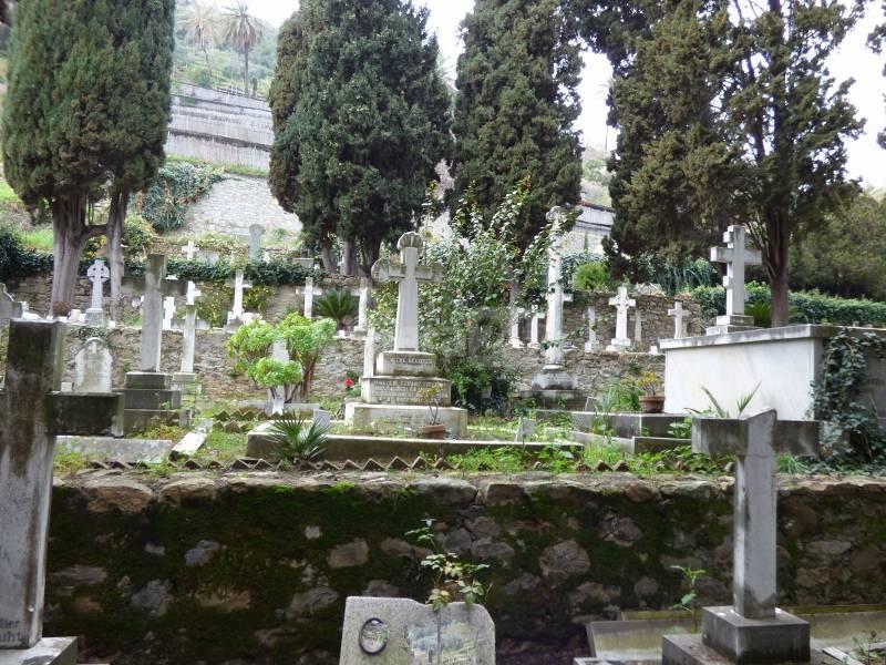 Bordighera, cimitero inglese