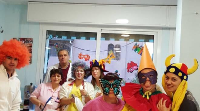 Carnevale a Casa Rachele