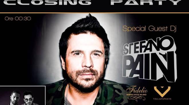 Closing Party al Victory Morgana Bay con special guest Stefano Pain