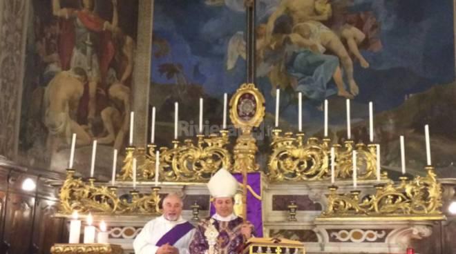 Coldirodi in festa per San Gabriele