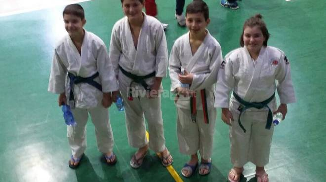 """Dojo Todde al torneo """"Speranze del Judo"""""""