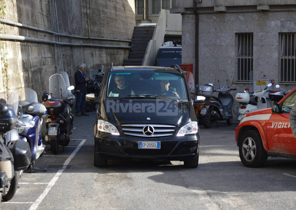 Gabriel Garko ascoltato un'ora dai Carabinieri del Comando di Villa Giulia