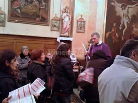 """""""Giornata del malato"""" per la parrocchia della Villetta"""