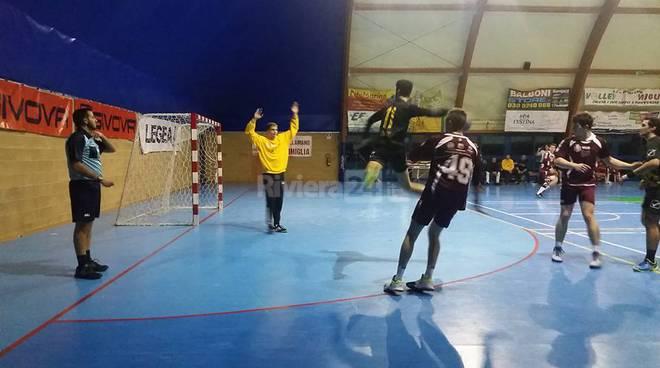Grande Pallamano Ventimiglia, battuto il Cassano 26-22