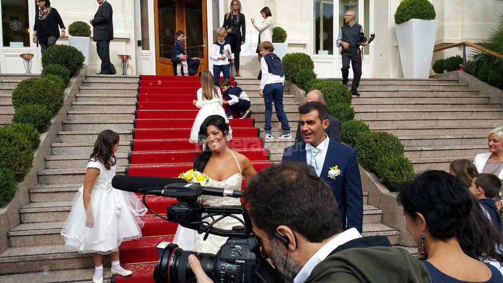 """Il Casinò di Sanremo protagonista a """"Quattro Matrimoni in Italia"""""""