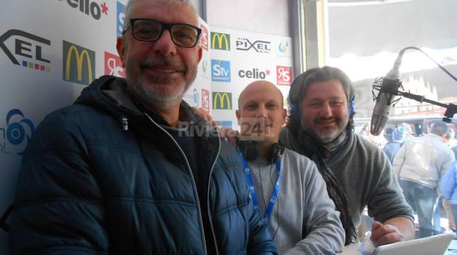 Il Festival 2016 suggella il gemellaggio di Riveria24 e Radio Sanremo