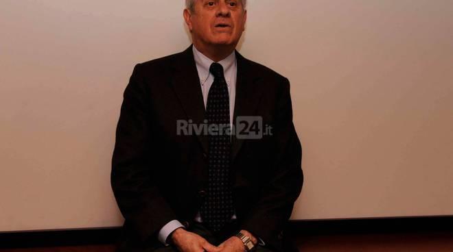 Incontro con Claudio Scajola all'hotel Rossini