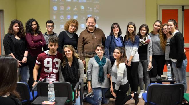 L'Istituto Ruffini incontra Stefania Glorio