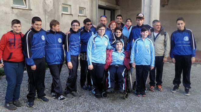La Polisportiva IntegrAbili si aggiudica la coppa al Trofeo Chiavari & Friends