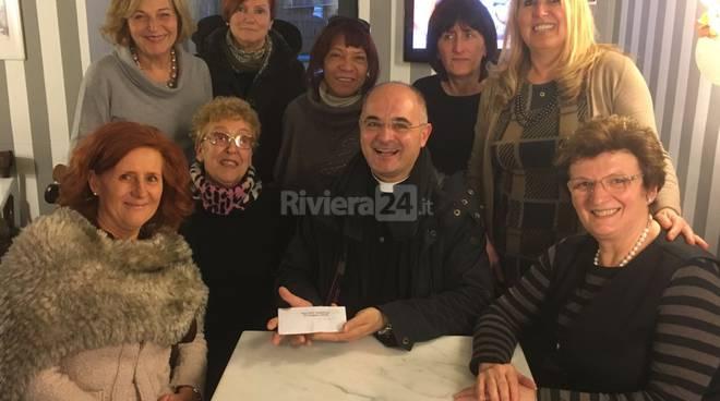 Le consorti dei soci del Lions Club Ventimiglia contribuiscono al patrimonio della città