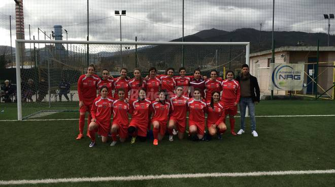 Matuziana sconfitta da Vado nella Coppa Liguria Femminile