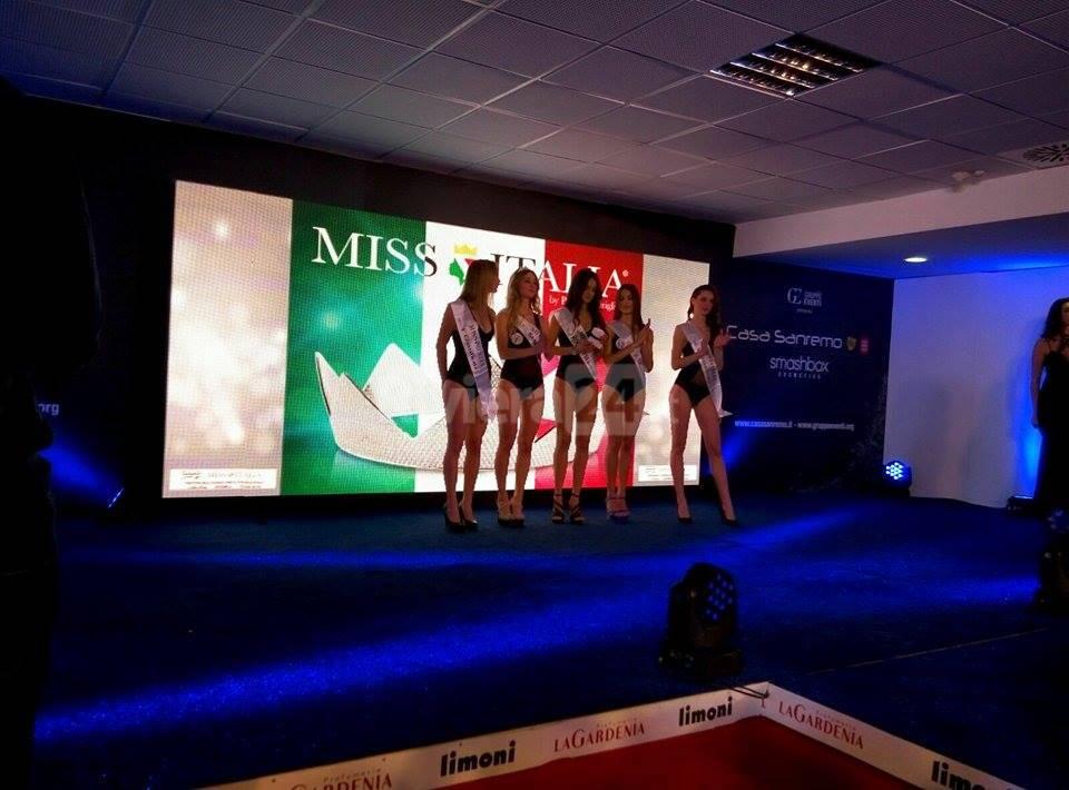 Miss Sanremo è Alessia Lamberti: rappresenterà la Città dei Fiori a Miss Italia