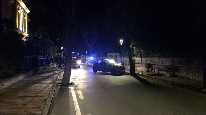 mortale via romana bordighera