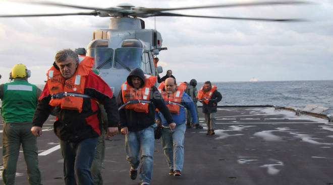 naufragio norman atlantic