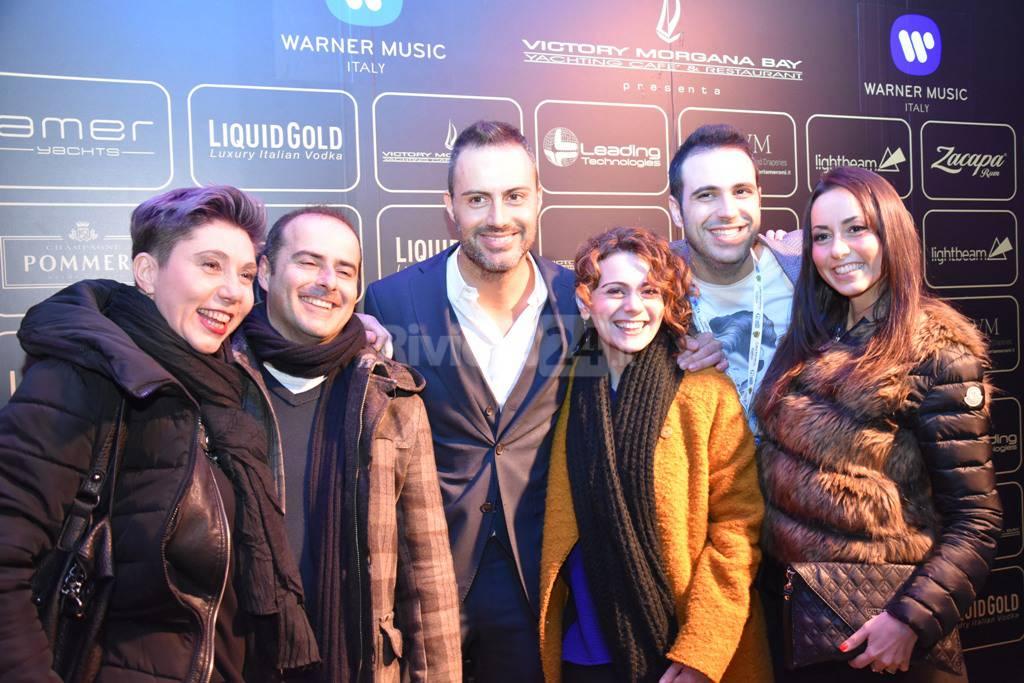 Nelle foto di Marco Maiolino la terza serata del party al Victory Morgana