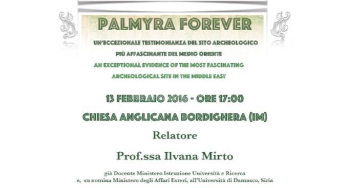 Palmyra Forever
