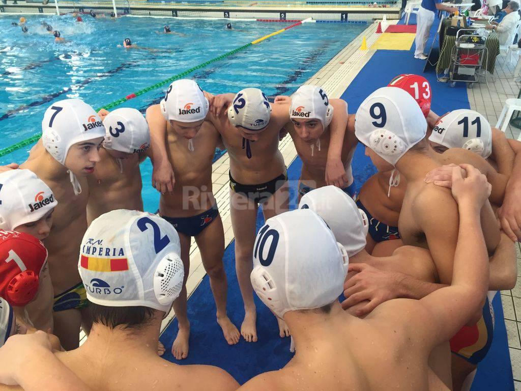 Rari Nantes Imperia: bene Under 15 femminile, non positivo per campionato maschile