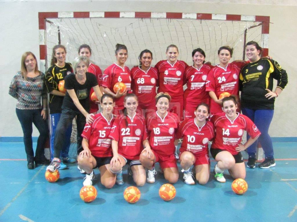 Rese note dalla Federazione francese le avversarie della formazione Seniores Femminile ABC Bordighera/S. Camillo