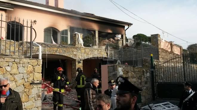 Sanremo esplosione in zona solaro il magistrato ha predisposto il sequestro della villa - Sequestro prima casa ...