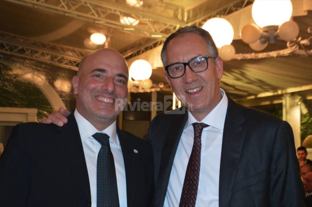 Sanremo2016, Cena di gala della Regione Liguria al casino