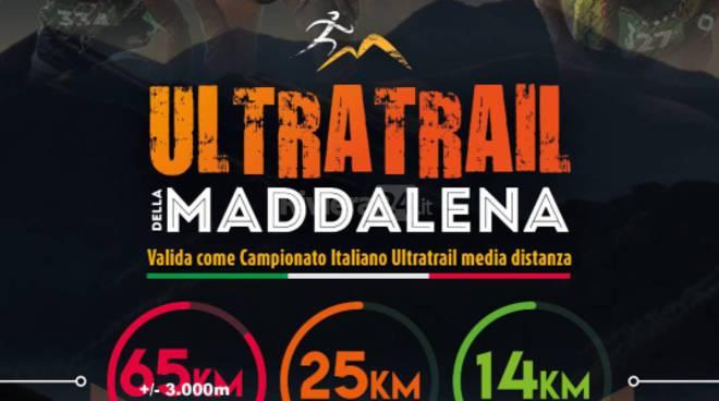 Ultratrail della Maddalena 2016: Il fuoco arde ancora e quest'anno sarà tricolore