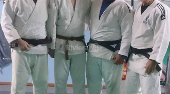 """Un primo posto per il Judo Club Sakura Arma di Taggia A.S.D. nel torneo """"Genova Città di Colombo"""""""