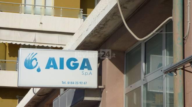 Ventimiglia, sede Aiga