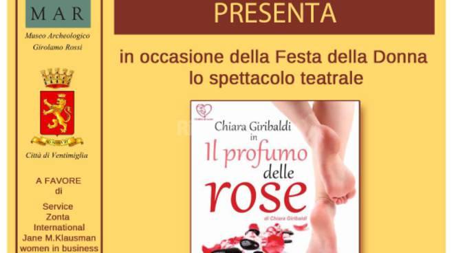 8 marzo, Le celebrazioni di Ventimiglia al Forte dell'Annunziata