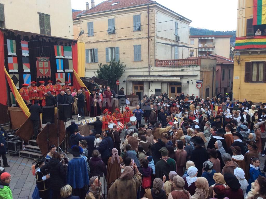 Ambientazioni San Benedetto 2016 e corteo storico