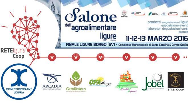 Confcooperative Imperia Savona partecipa al Salone Agroalimentare di Finale