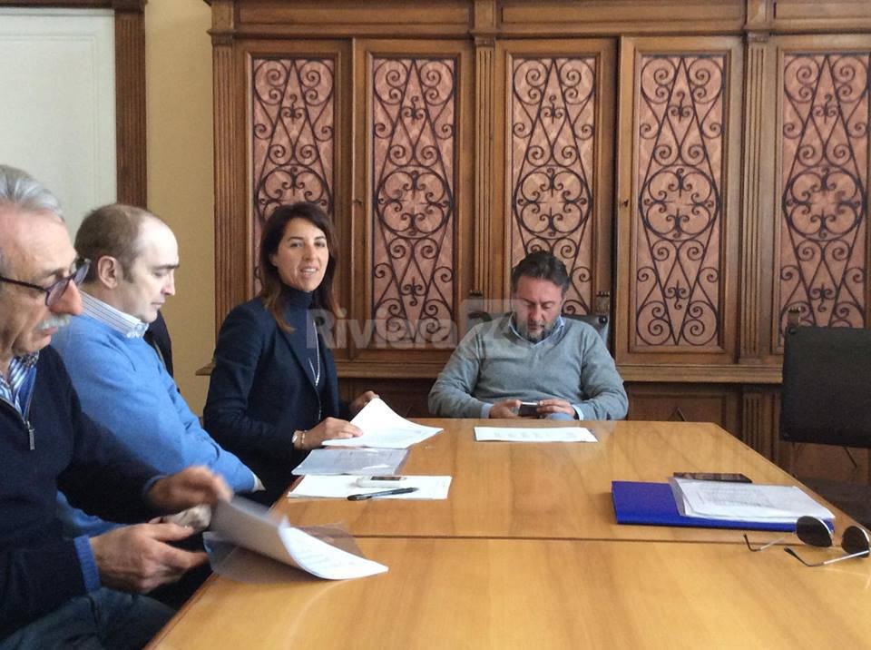 conferenza stampa bordighera
