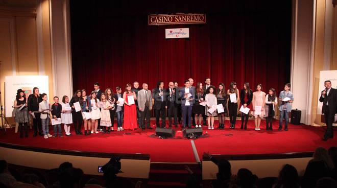 Fasi Finali di SanremoJunior Italia al Teatro dell'Opera del Casinò