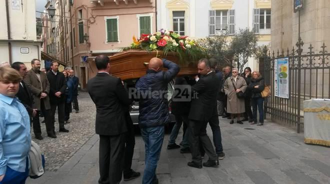 Funerali Renato Boeri Concattedrale San Siro Sanremo