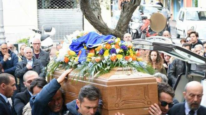 Funerali Tancredi Ferrari