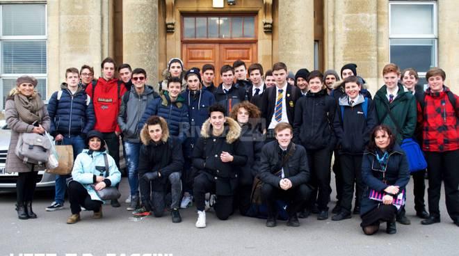I liceali del Cassini ospiti in Inghilterra