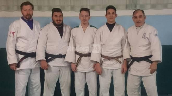 """Il Judo Club Sakura Arma di Taggia al 29° Torneo Internazionale """"Judo Vittorio Veneto"""""""