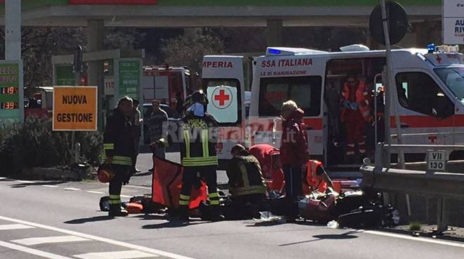 incidente mortale igor giancarlini marzo 2016