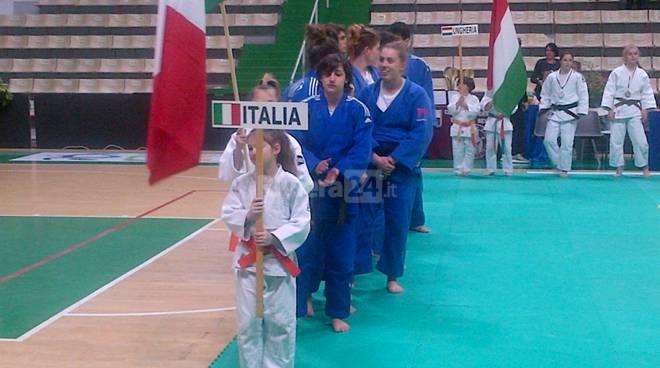 L'Italia si aggiudica il Challenge Internazionale contro l'Ungheria