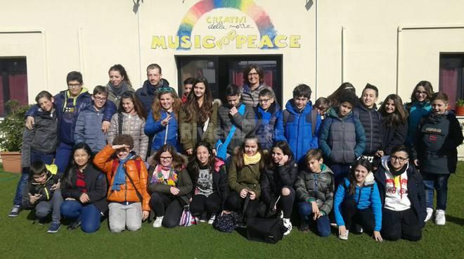 Le scuole Biancheri a scuola di solidarietà
