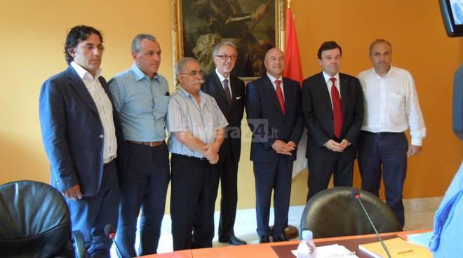 Monaco-Italia, riunione sul possibile miglioramento dell'accordo sanitario
