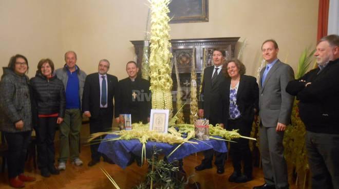 Per la Domenica delle Palme, da Papa Francesco anche i nostri ramoscelli d'ulivo