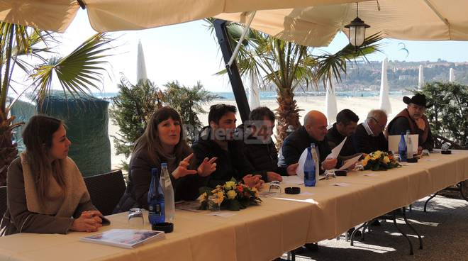 riviera 24 - Presentazione seconda edizione Barrel On The Beach