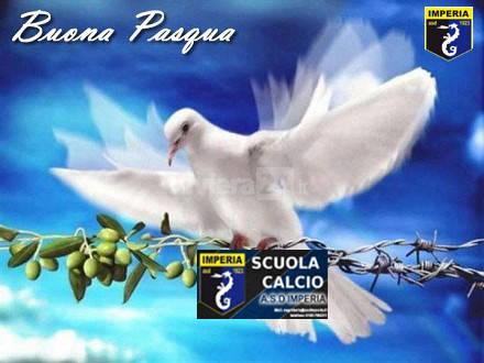 riviera24 - Auguri Pasquali dalla Scuola Calcio Asd imperia