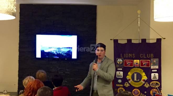riviera24 - Il Lions Club Ventimiglia incontra i giovani