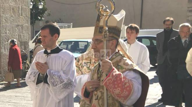 riviera24 - Il vescovo Borghetti