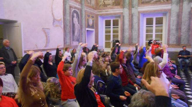 Riviera24 - MediTiamo Sanremo meditazione Sahaja Yoga