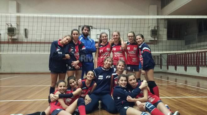 riviera24 - Nuova San Camillo Volley Imperia nei vari campionati CSI e Fipav