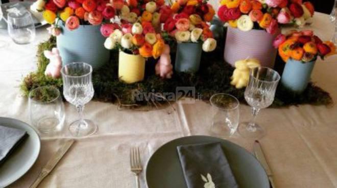 Riviera24 - tavola pasquale